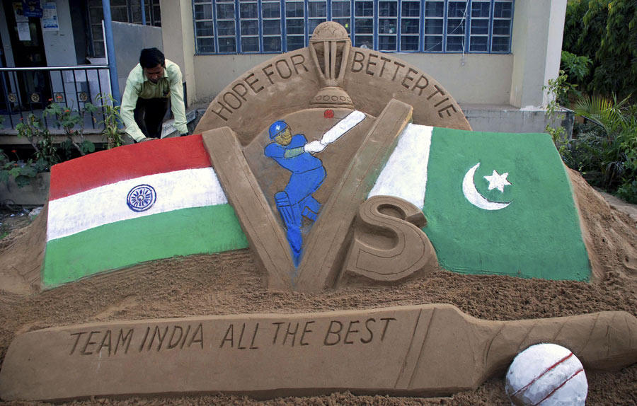 BLOG - Funny Cricket India Vs Pakistan